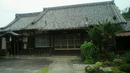 12番札所福住寺の本堂です