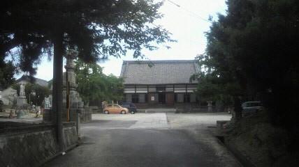 番外札所海蔵院の全景です