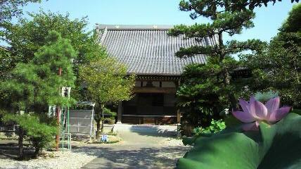 4番札所延命寺の本堂です