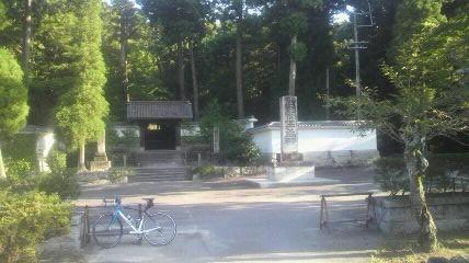 雲興寺の山門です。