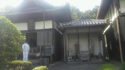 番外札所禅林堂は、27番札所誓海寺と同じ敷地内にあります。