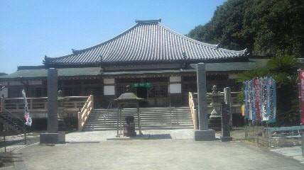 43番札所岩屋寺の大師堂です。