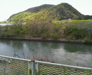 やったー、木曽川です