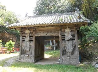 18恩山寺-山門25