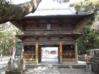 24最御崎寺-山門25