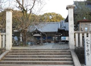 33雪蹊寺-門