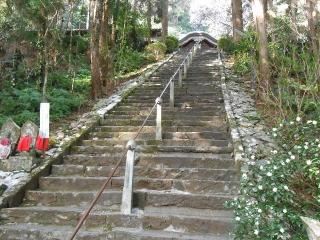 36青龍寺-石段25