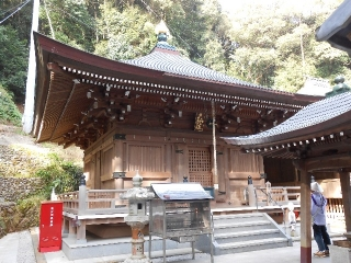 36青龍寺-大師堂25