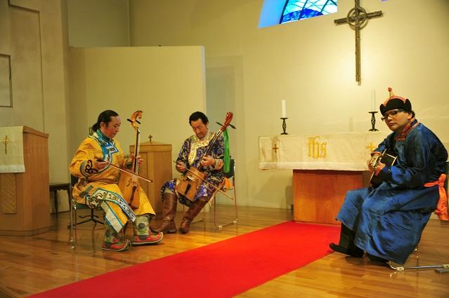 礼拝堂コンサート