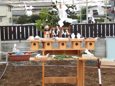 海老原邸地鎮祭