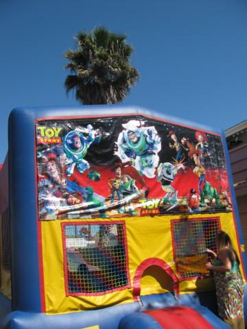 toystoryハウス