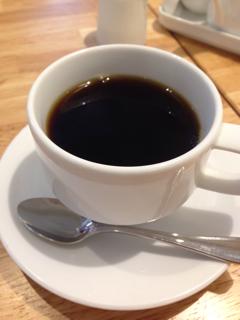 コーヒー(お代わり自由)