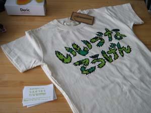 いいづなTシャツ2