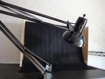 デジカメ / 格安ミニ撮影スタジオを改造しました。