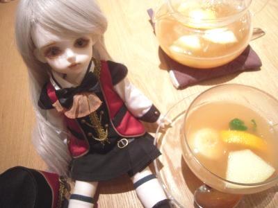 お茶クローバー3