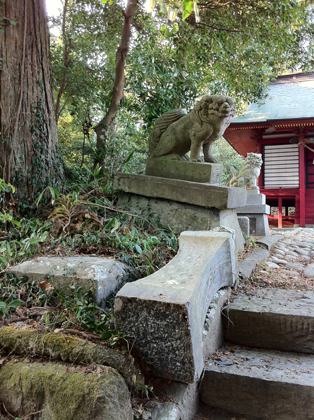 鼻節神社8