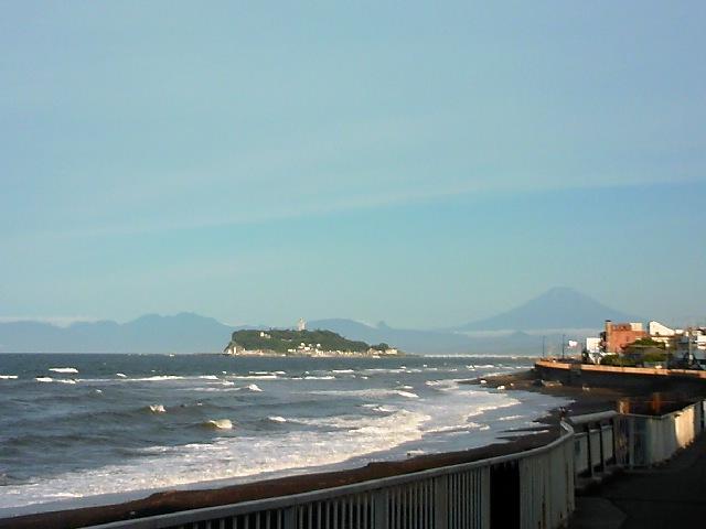 稲村-江の島
