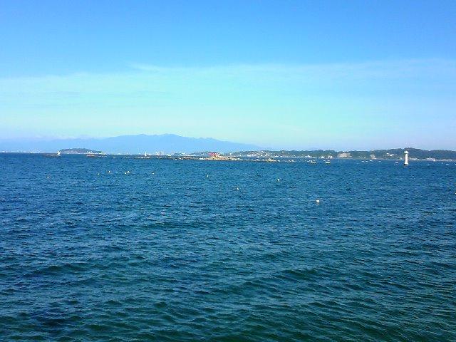 秋谷江の島