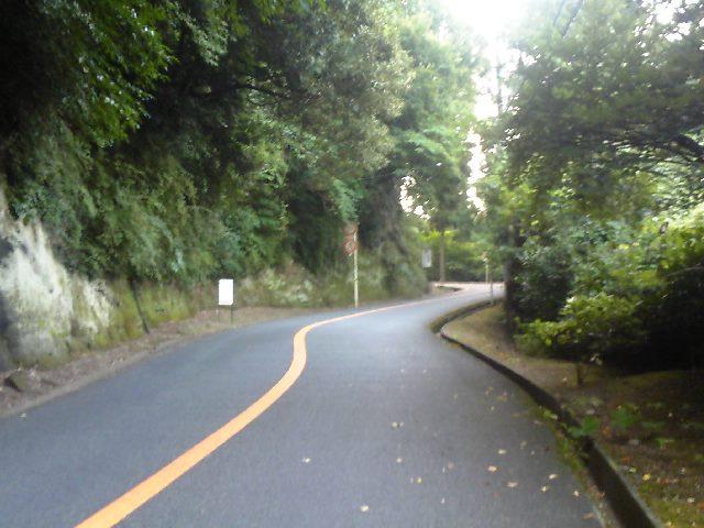 鎌倉CCきつい坂2段目