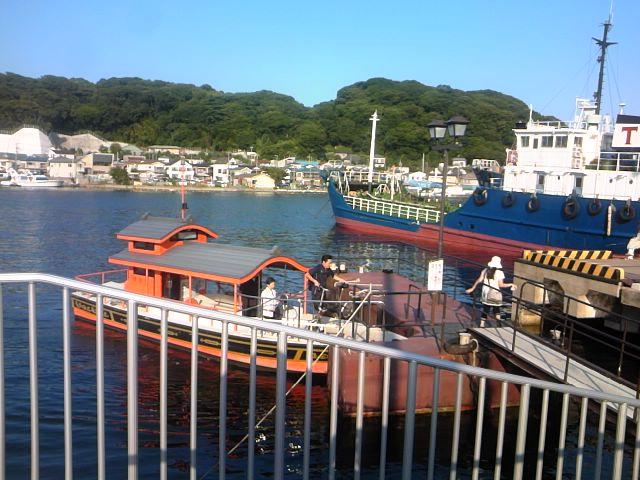 浦賀-渡し船