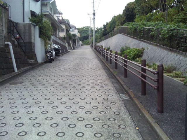 ふじやま公園坂
