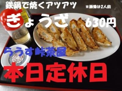 餃子(2人前) (1)