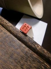 ひと文字落款印「哲」 240-800