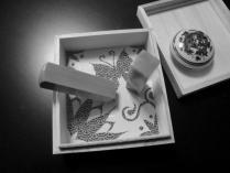 大雅作 和紙切り絵 210-800
