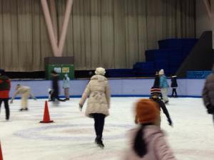 スケート企画②