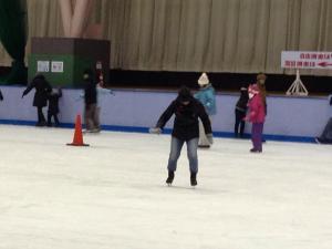 スケート企画①