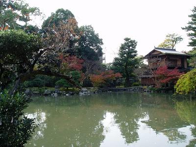 京都御苑5 厳島神社 B