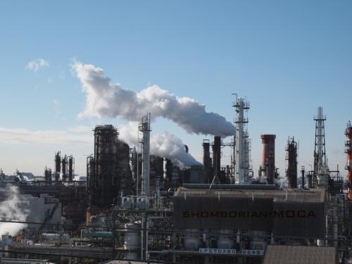 京浜工業地帯①