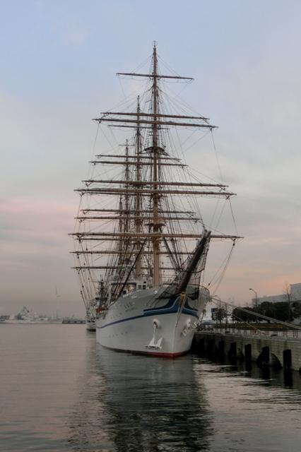 練習帆船 日本丸