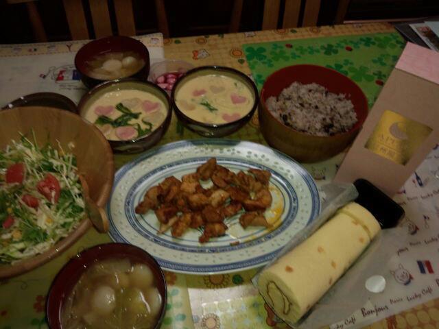 20130215夕食
