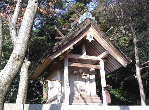 出雲井神社