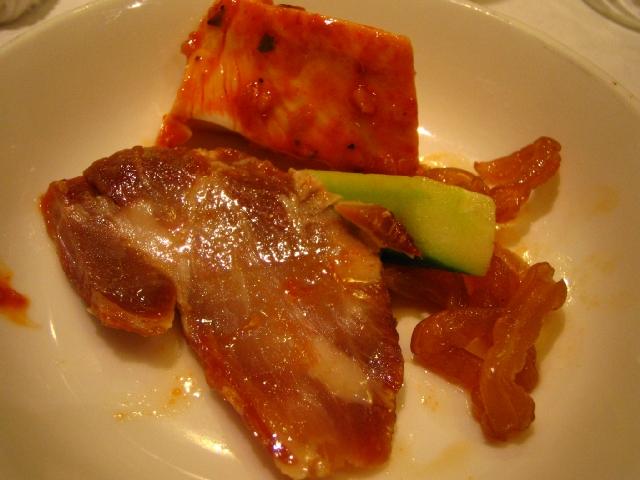 中華前菜盛