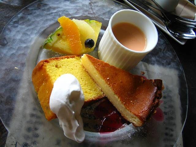 ケーキ盛り合わせ2