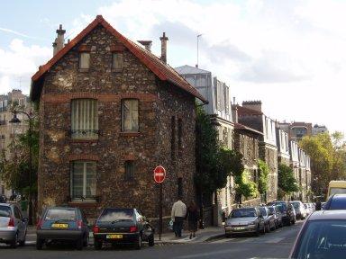 pl. de l'Abbe Gerges Hennocquの古い家downsize