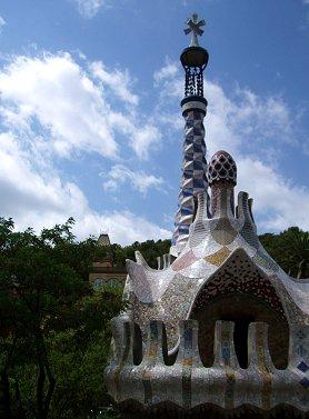 Parc Guellのおとぎの国みたいな建物REVdwonsize