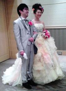 結婚式06