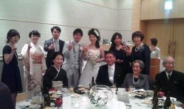結婚式05