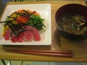 散らし寿司 2012