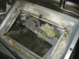 換気扇掃除 洗剤づけ