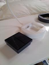 IKEA SUNNAN(ソーラーライト) 電池