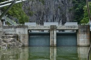 帝釈川ダム