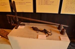 塩田で使用した道具
