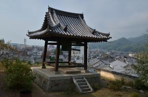 西方寺 鐘楼