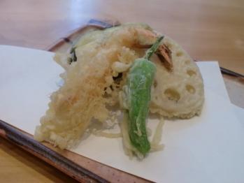 海老と野菜