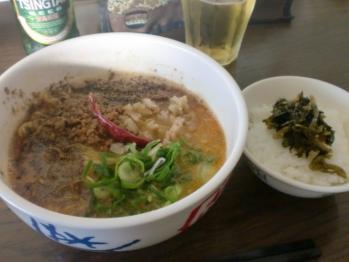 鬼・坦々麺
