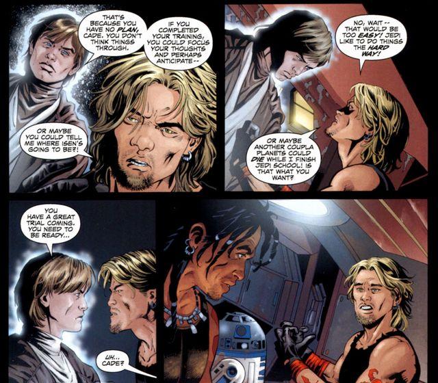 Star Wars - Legacy #48 021